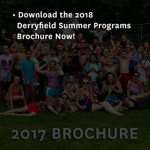 2018 Summer Program Brochure