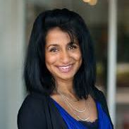 Dr. Meena S. Moran is the keynote speaker for Commencement 2021.