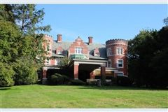 The former Lucerne castle on Davis Street will house Hamden Hall's Lower School.
