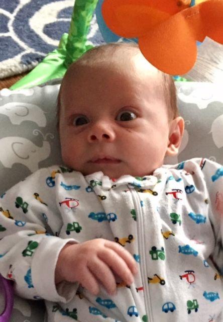 Sam Stein 2000 New Father | Hamden Hall