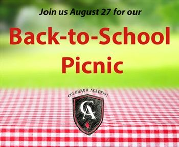 Back-to-School Picnic
