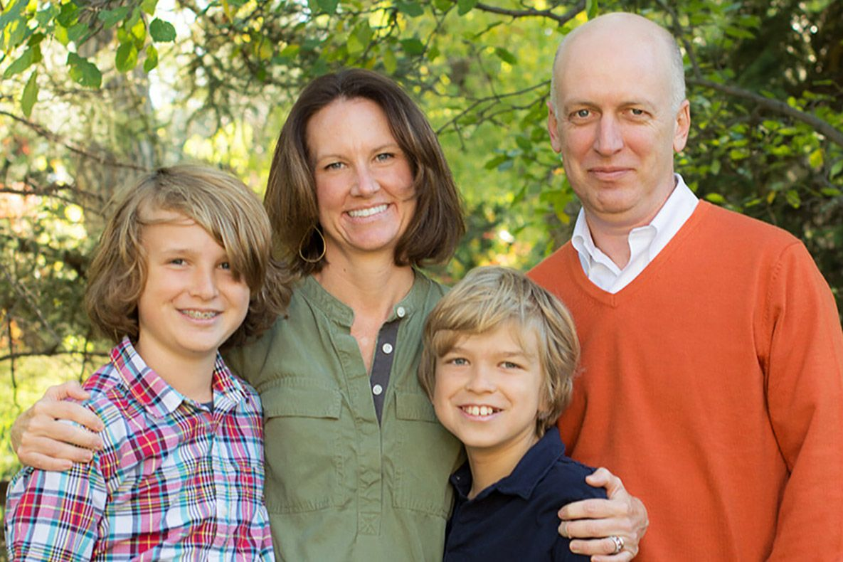 The Strong Family: Why we chose a private school