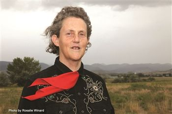 SPEAK Event: Temple Grandin