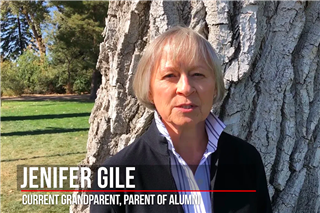 Why I support The CA Fund - Grandparents & Parents of Alumni