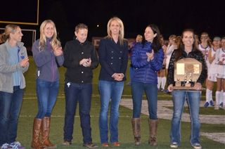 1997 Championship Field Hockey Team Honored by CHSAA