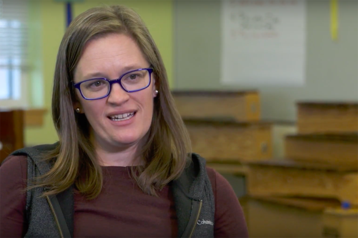 Lower School Music Teacher Nora Golden on 'Why I Teach''