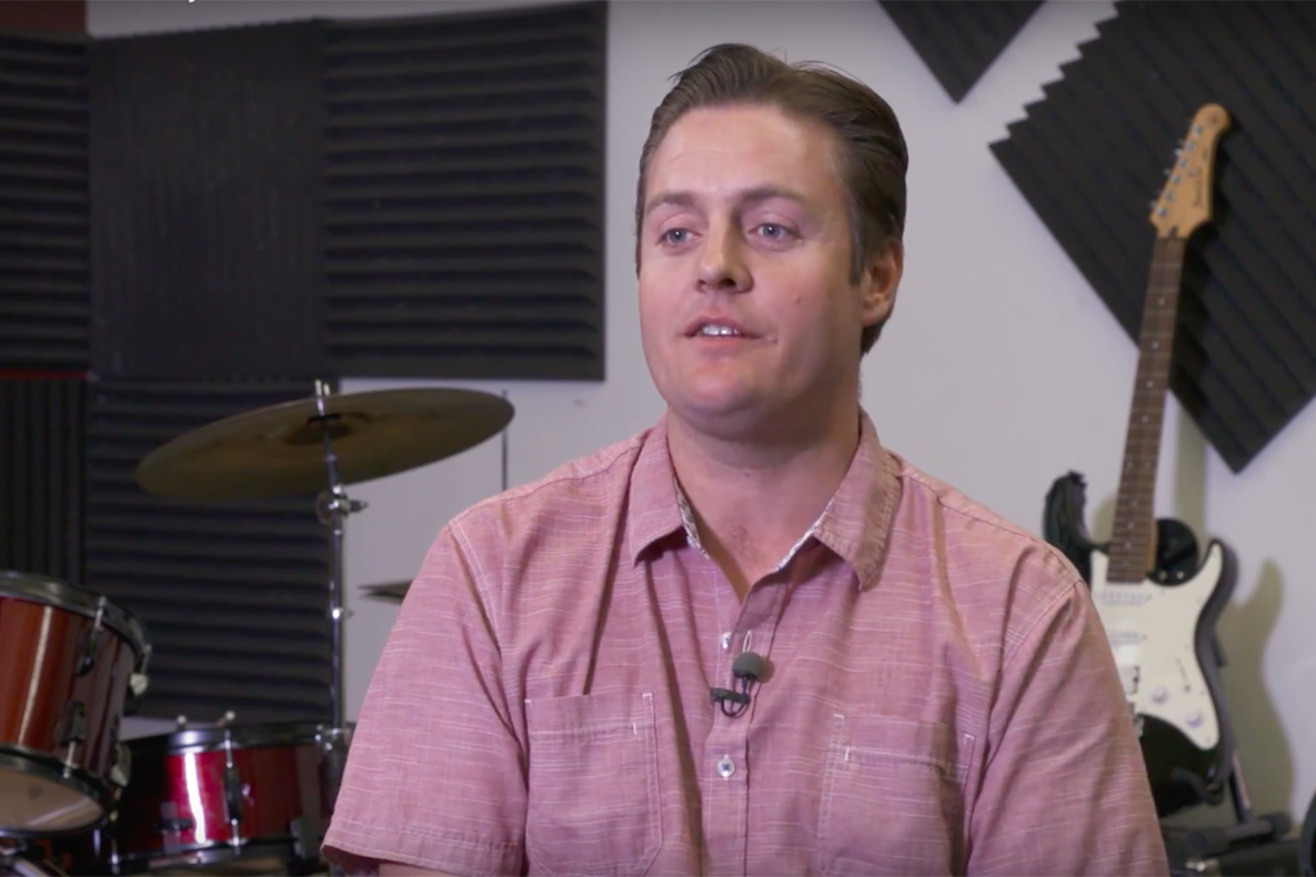 Combo Director and Instrumental Music Instructor, Phil Jones, on 'Why I Teach'
