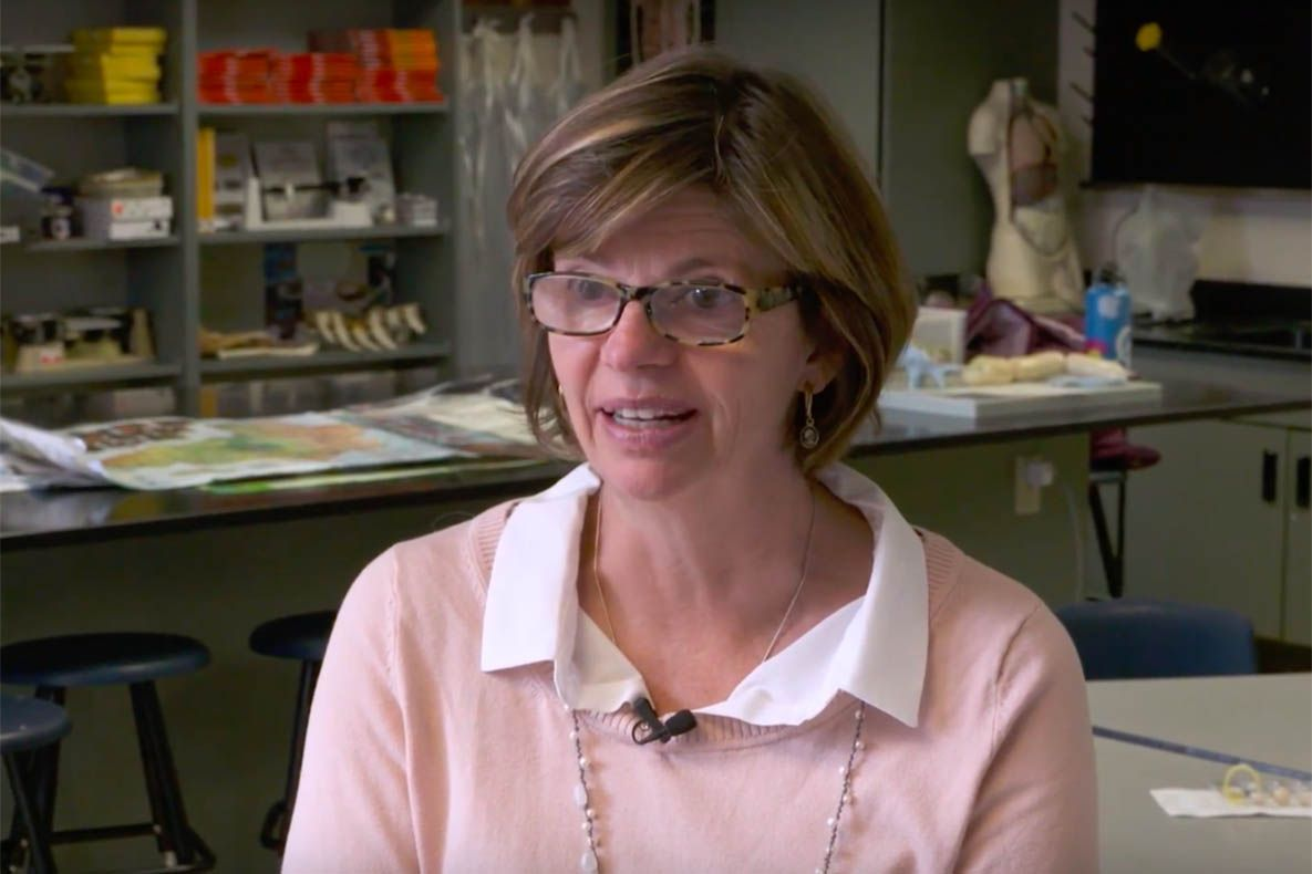 Middle School Science Teacher Sue Counterman on 'Why I Teach'