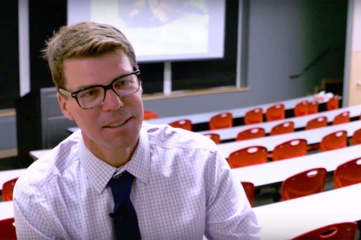 Head of School Dr. Mike Davis on 'Why I Teach'