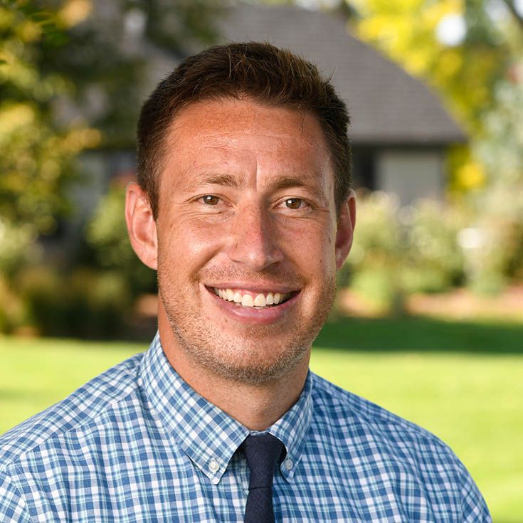 Gabe Bernstein, Senior Dean at Colorado Academy