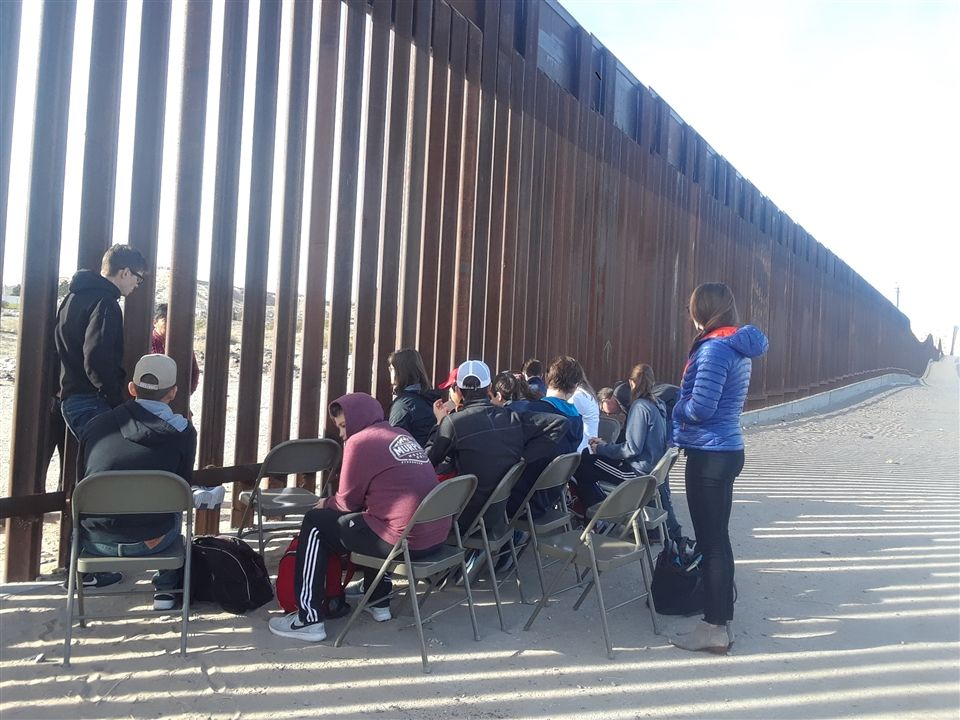 Dispatch from the Border | Colorado Academy