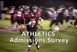 Athletics Admissions Survey