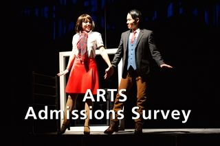Arts Admissions Survey