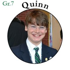 Click to meet Quinn!