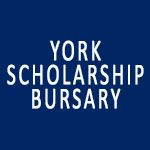 York Scholarship Bursary