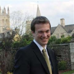 Brian not only completed a master's degree, but stayed at Oxford two additional years to obtain a Ph.D. in Economics.