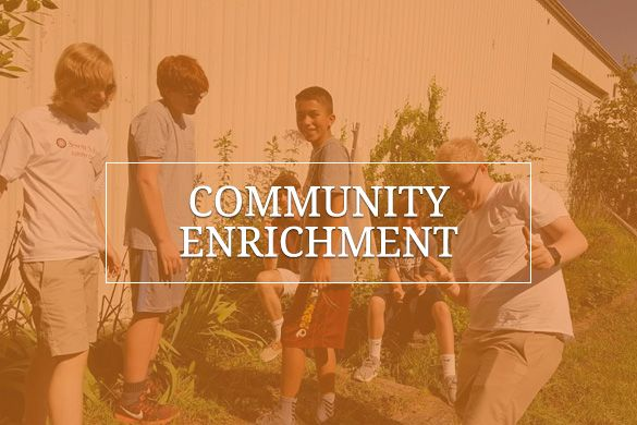 Community Enrichment