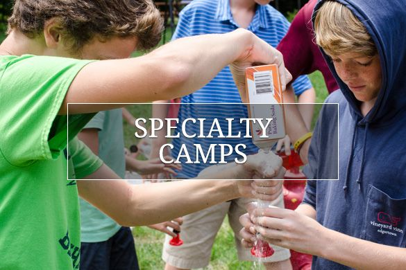 Specialty Camps