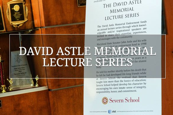 Link to David Astle Memorial Lecture Series