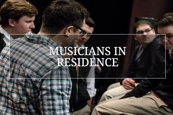 Link to Musicians in Residence Program