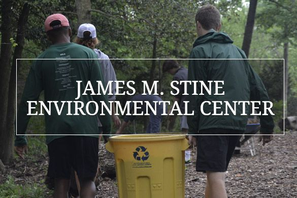 Link to James M. Stine Environmental Center Programs