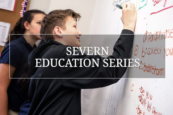 Link to the Severn Education Series