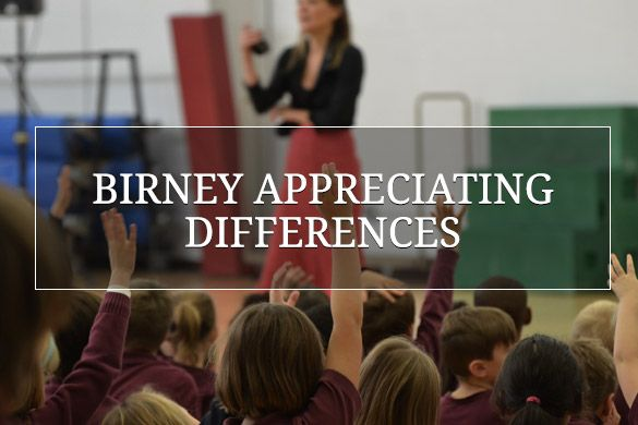 Link to Birney Appreciating Differences Program