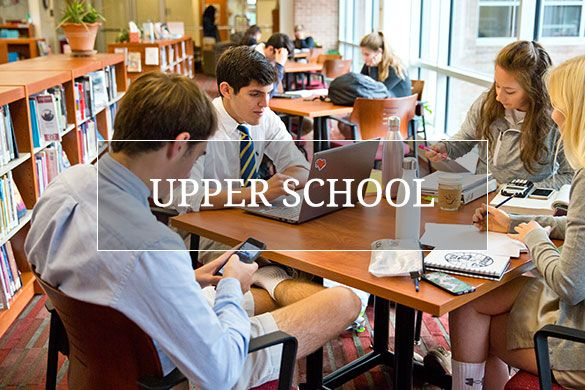 Link to Severn School Upper School Information