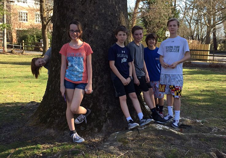 Severn's 6th grade DI team shows their problem solving and team building skills at the state tournament.