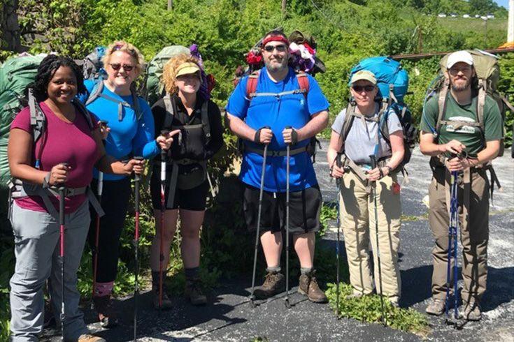 Severn School alumna hikes the Appalachian Trail