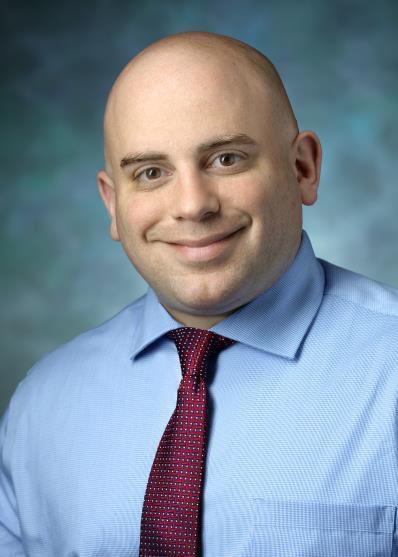 Headshot of Dr. Persampiere
