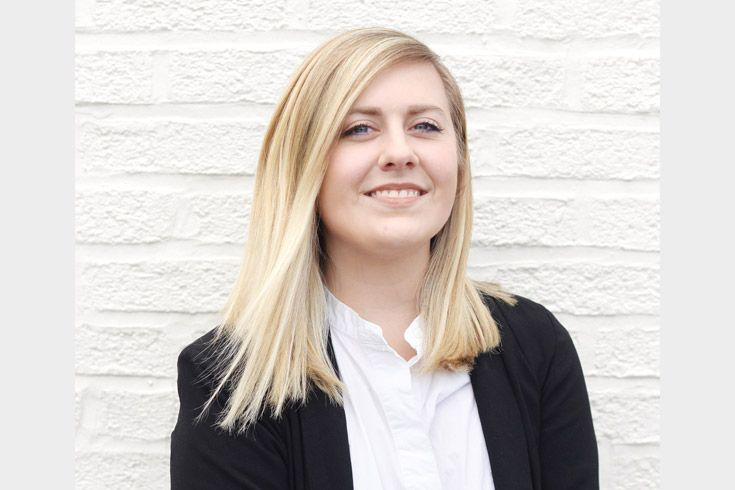 Severn School alumni Courtney Richeson
