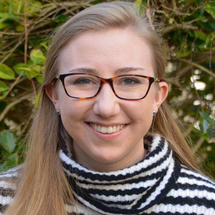 Severn School alumna in Oxford, England.