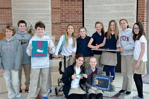 Our third quarter Design Thinking Class is ready to take their games to the Lower School.