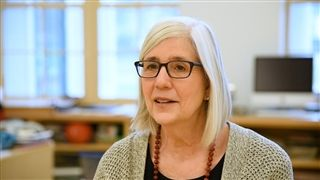 Ruth Bauer on Student Connections