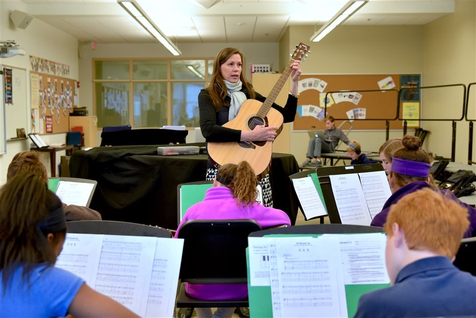 Digging Deep Into American Roots Music Shore Country Day School