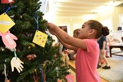 Pre-K visited the Giving Tree