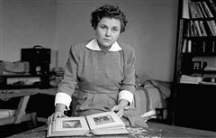 A young Elizabeth Bishop