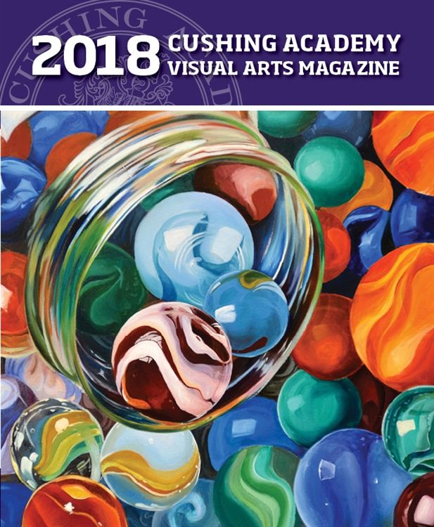 2018 Visual Arts Magazine