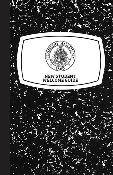 New Student Welcome Guide