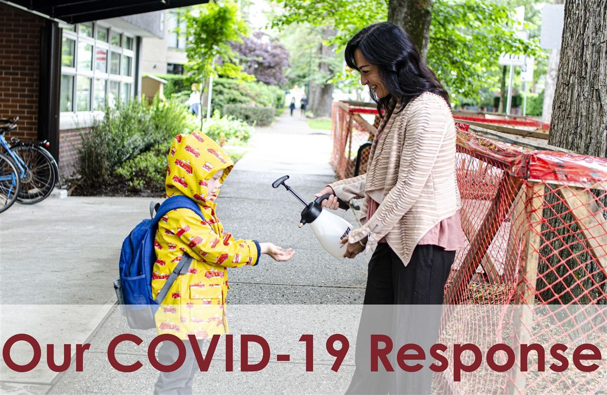 Our COVID-19 Response