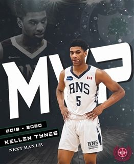 Grade 12 student Kellen Tynes earned the NPA league MVP, Defensive Player of the Year, and was named a First Team All-Star.