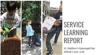 Service Learning Report 2017-18