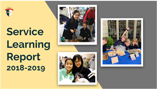 Service Learning Report 2018-19