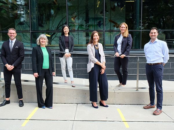 Admissions Team Group Photo