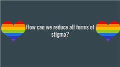 The Jack Chapter's thought activity taught students about internalized stigma and encouraged them to think of ways they can help to reduce all forms of stigma.