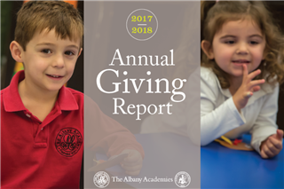2017-2018 Giving Report
