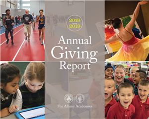 2018-2019 Giving Report