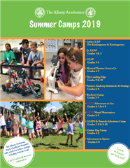 2019 Summer Camps Brochure