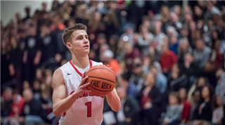 August M. '19 named #3 on Basketball All-Star Team